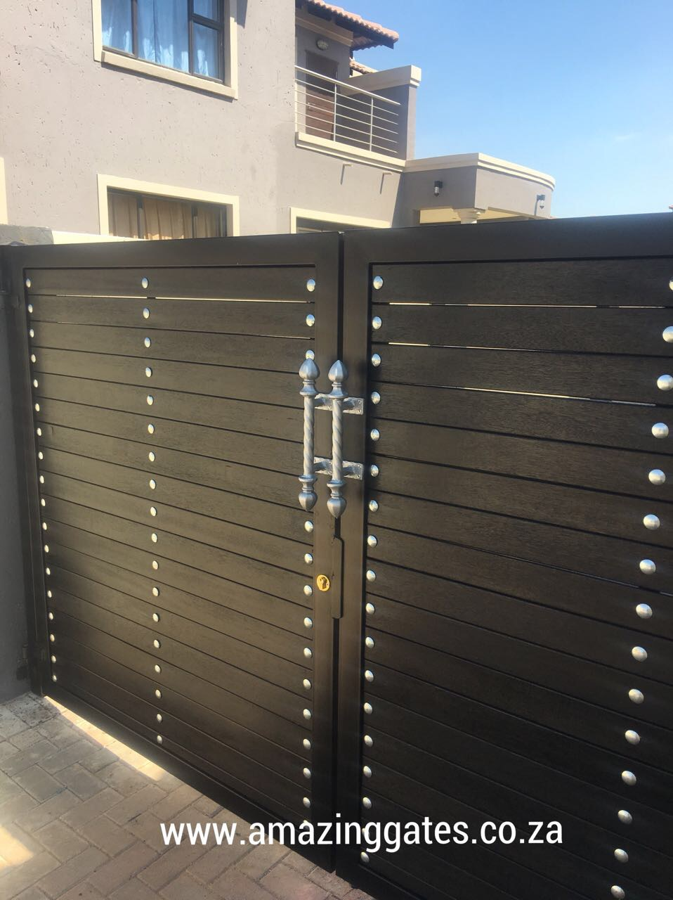 6 X Amazing Steel Gates In Woodhill Pretoria Amazing Gates