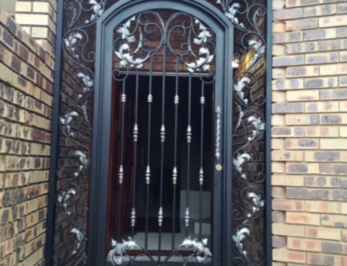 WROUGHT IRON MANUFACTURES, JOHANNESBURG
