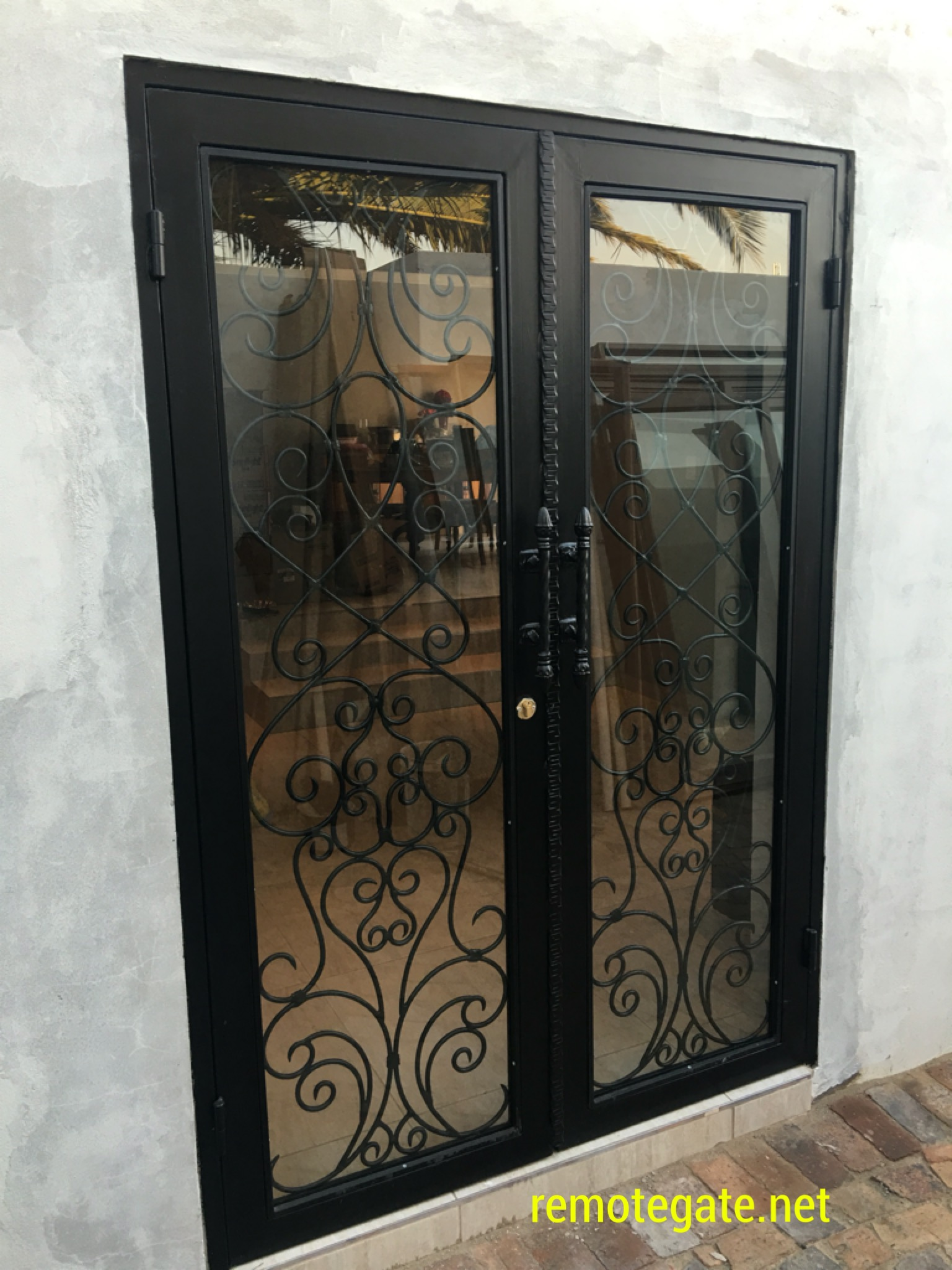 Wrought Iron Gates Gauteng Amazing Gates