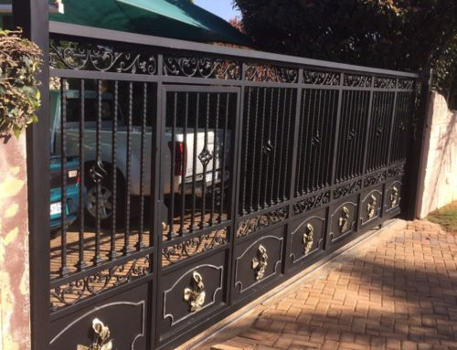 HIGH QUALITY DRIVEWAY GATES IN SOUTH AFRICA