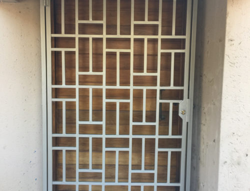 Modern Steel gate designs, Gauteng