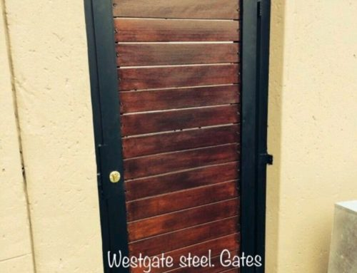 WOODEN GATES IN GAUTENG