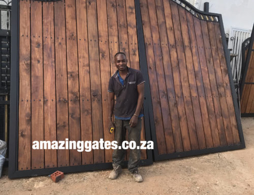 Wrought iron gates in Gauteng ,
