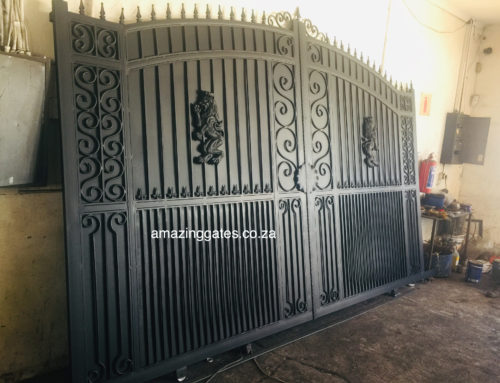 Automated Driveway gates in Gauteng, (click here)