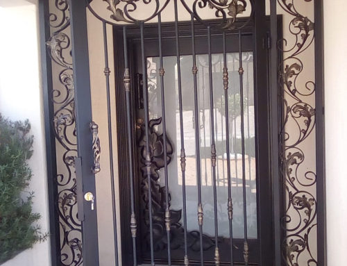 SECURITY GATE DESIGN IDEAS,