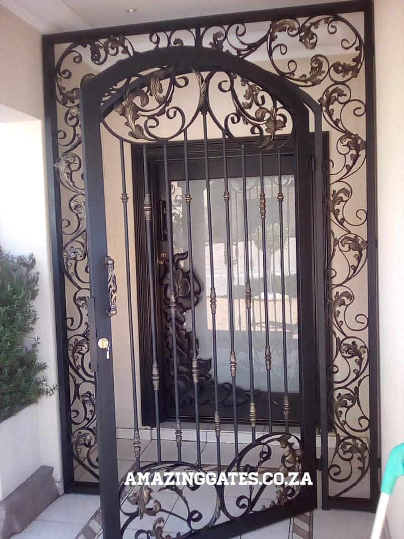 Steel Security Gates Johannesburg Amazinggates Co Za