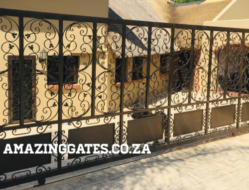 ROLLING GATES,  SLIDING GATES, designs in jhb