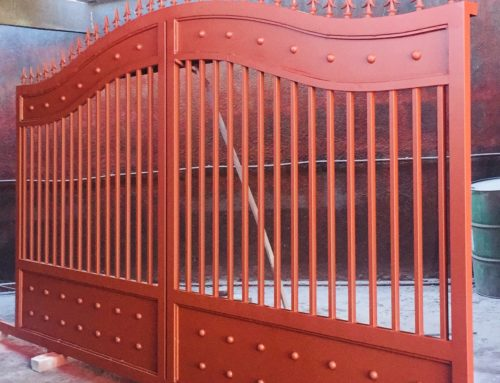 THE LATEST GATE DESIGNS IN GAUTENG