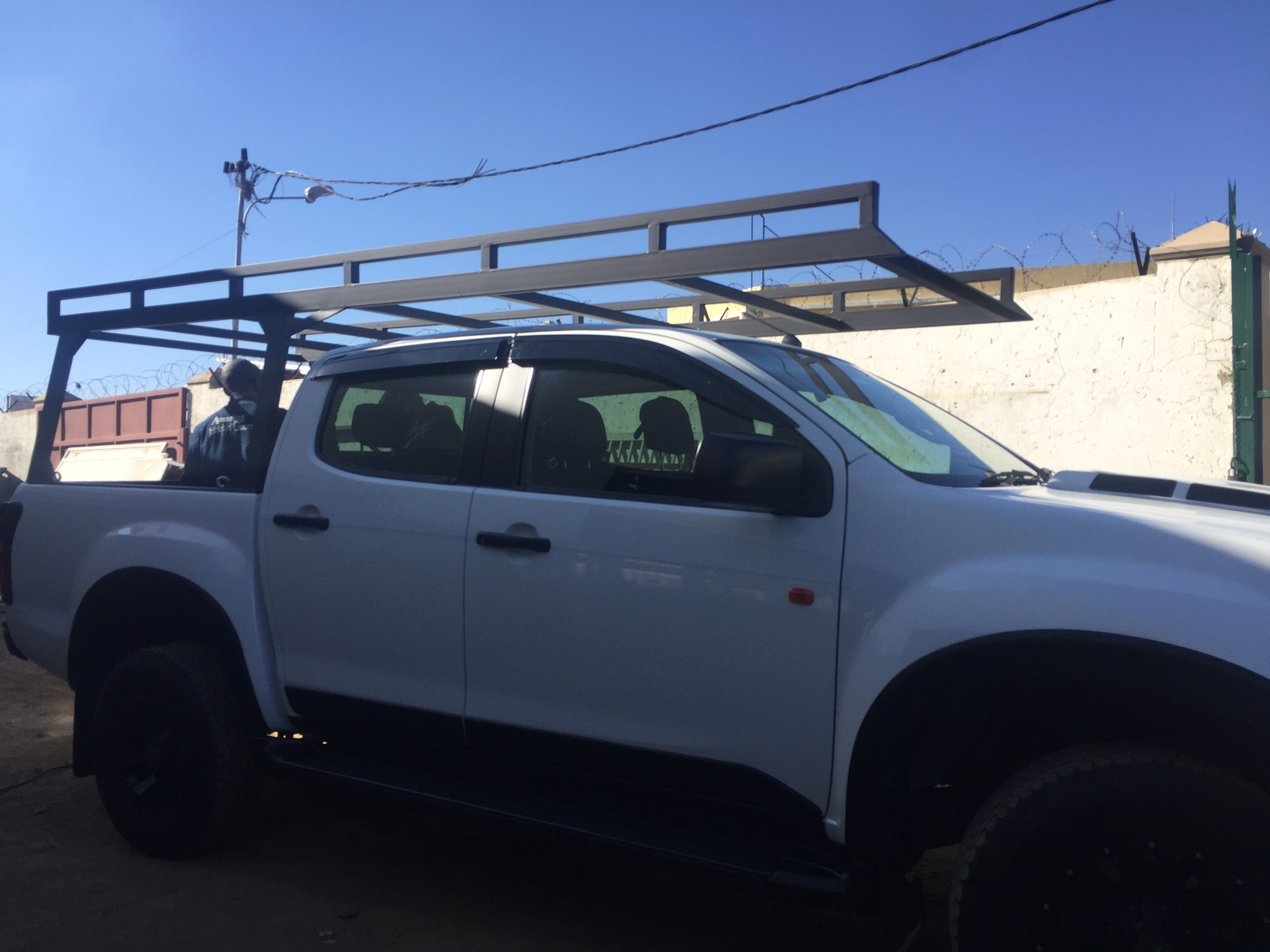 Toyota Hilux Roof Racks In Gauteng Amazing Gates