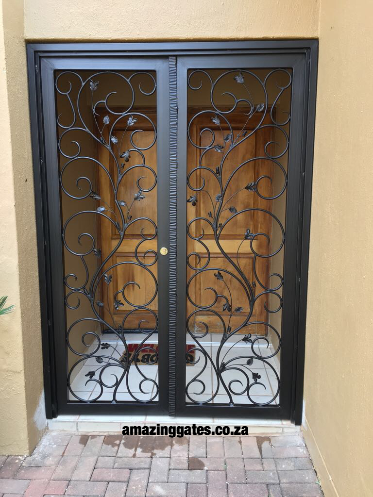 Beautiful Wrought Iron Gates In South Africa Amazing Gates